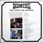 Scientist – Heavyweight Dub Champion