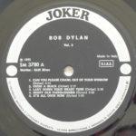 Bob Dylan – A Rare Batch Of Little White Wonder – Volume 3