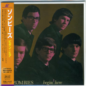 The Zombies – Begin Here