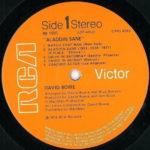 David Bowie – Aladdin Sane