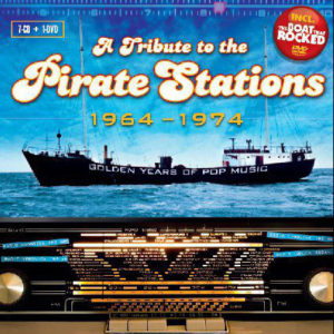 Various – A Tribute To The Pirate Stations (1964-1974)