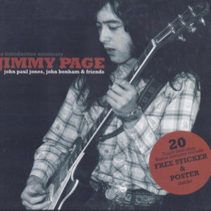 Jimmy Page – No Introduction Necessary