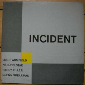 Louis Armfield, Nedly Elstak*, Harry Piller, Glenn Spearman – Incident