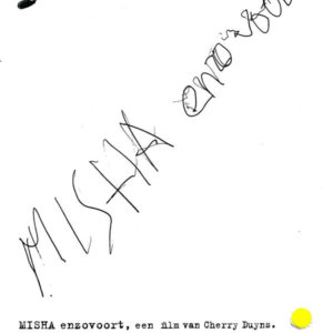Cherry Duyns, ICP Orchestra – Misha Enzovoort
