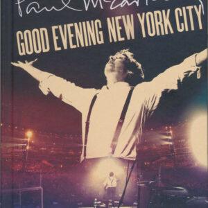 Paul McCartney – Good Evening New York City (2xCD, Album, Liv + 2xDVD-V, Con)