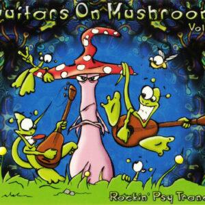 Various – Guitars On Mushroom Vol. 1