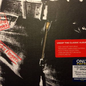 The Rolling Stones – Sticky Fingers
