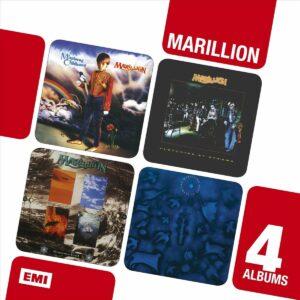 Marillion – 4 Albums