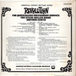 Various – Revolution – Original Motion Picture Score