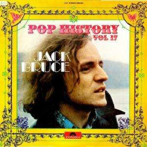 Jack Bruce – Pop History Vol. 17