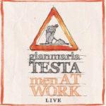 Gianmaria Testa – Men at Work – Live (2CD + DVD)