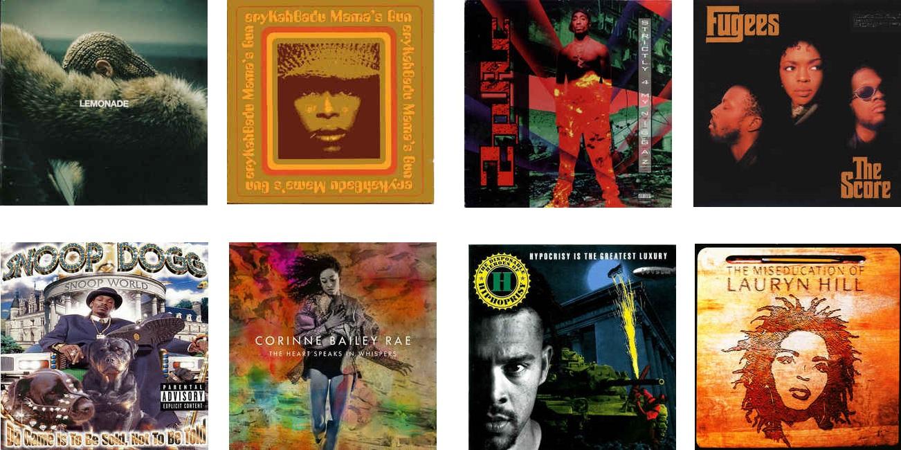 Nieuw binnen op vinyl 06-09-2019