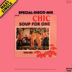 Chic – Soup For One
