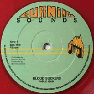 Pablo Gad – Blood Suckers / Jail House Pressure