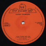 Harry Thumann – Underwater / You Turn Me On