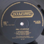 Dave Smith & The Pylots Featuring Errol English And Eugene Paul – Man It's Reggae