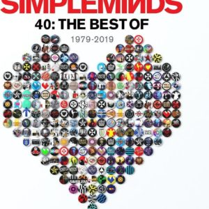 Simple Minds – 40: The Best Of 1979 -2019