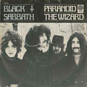 Black Sabbath – Paranoid / The Wizard