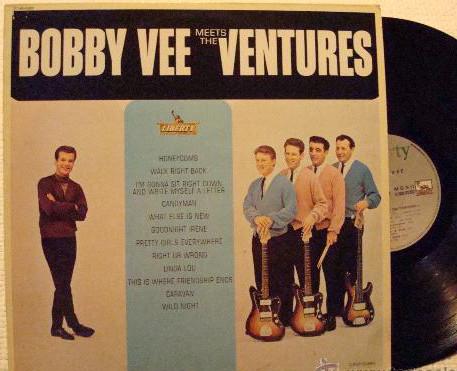 Bobby Vee Meets The Ventures – Bobby Vee Meets The Ventures