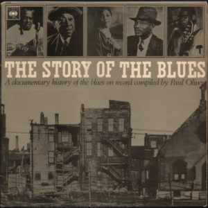 Various / Paul Oliver ‎– The Story Of The Blues