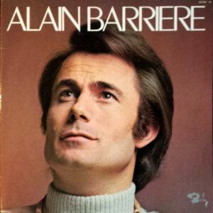 Alain Barrière – Alain Barrière