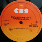 Walter Carlos – Switched-On Bach II