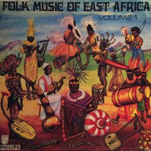 Graham Hyslop – Folk Music Of East Africa – Volume 1: The Folk Music Of Kenya
