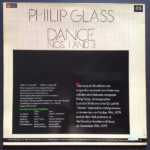 Philip Glass – Dance Nos. 1 And 3