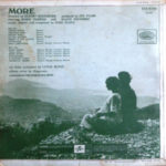 """The Pink Floyd – Soundtrack From The Film """"More"""""""