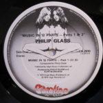 Philip Glass – Music In Twelve Parts – Parts 1 & 2