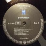 Steve Reich – Sextet · Six Marimbas
