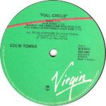 Colin Towns – Full Circle