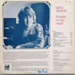 Dave Travis – Knight Of The Road