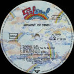 Moment Of Truth – Moment Of Truth