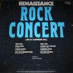 Renaissance – Live At Carnegie Hall
