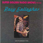 Rory Gallagher – Live In London 1978