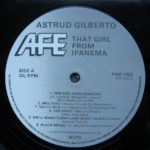 Astrud Gilberto – That Girl From Ipanema