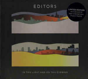 Editors – In This Light And On This Evening