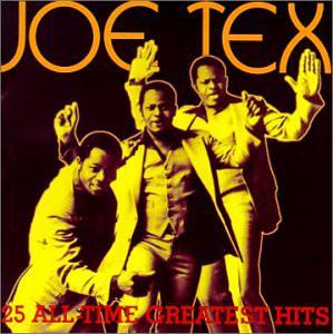 Joe Tex – 25 All Time Greatest Hits