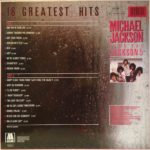 Michael Jackson + The Jackson 5 – 18 Greatest Hits