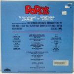 Various – Popeye – Original Motion Picture Soundtrack Album