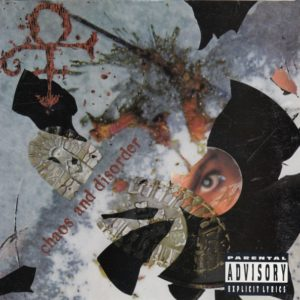 The Artist (Formerly Known As Prince) – Chaos And Disorder