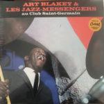 Art Blakey & Les Jazz-Messengers – Au Club Saint-Germain / Vol. 1 à 3
