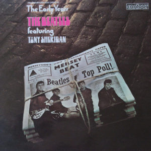The Beatles Featuring Tony Sheridan – The Early Years
