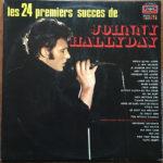 Johnny Hallyday – Les 24 Premiers Succes De Johnny Hallyday