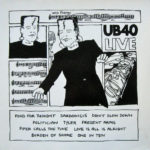 UB40 – Live