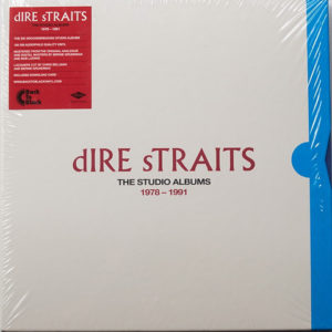 Dire Straits – The Studio Albums 1978 – 1991