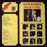 Sam & Dave – Hold On, I'm Comin'