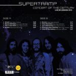 Supertramp – Concert Of The Century (Live In London 1975)