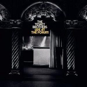 The Teskey Brothers – Live At The Forum